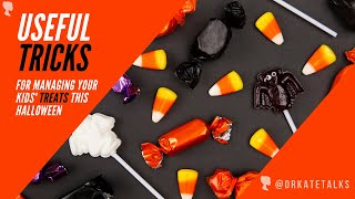 Tricks to Managing Your Kids' Treats This Halloween (from a Mommy-dentist)
