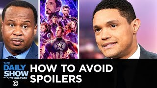 """Spoiler Alert: If You Spoil """"Endgame,"""" You're Gonna Get Your Ass Whupped 