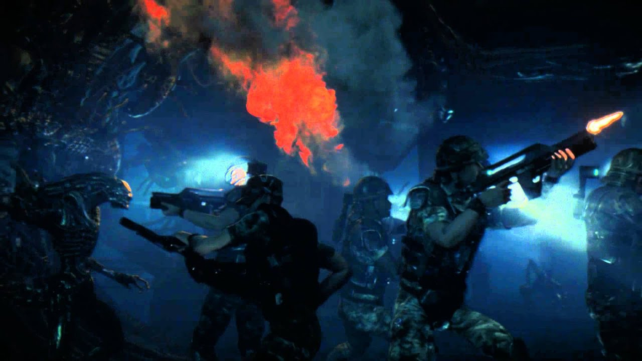 Randy Pitchford Talks Aliens: Colonial Marines Release Date, Prometheus Possibilities