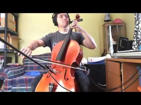 Bach Suite no. 4, Sarabande