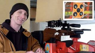 kral Puncher Jumbo  25 - This Gun is Amazing! Initial Tune 46 shots