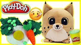 Play Doh • Przygody Gangu Słodziaków: Ryś Rysio jest chory