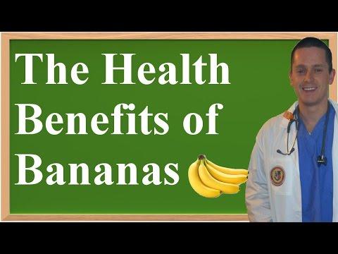 Video The Health Benefits of Bananas