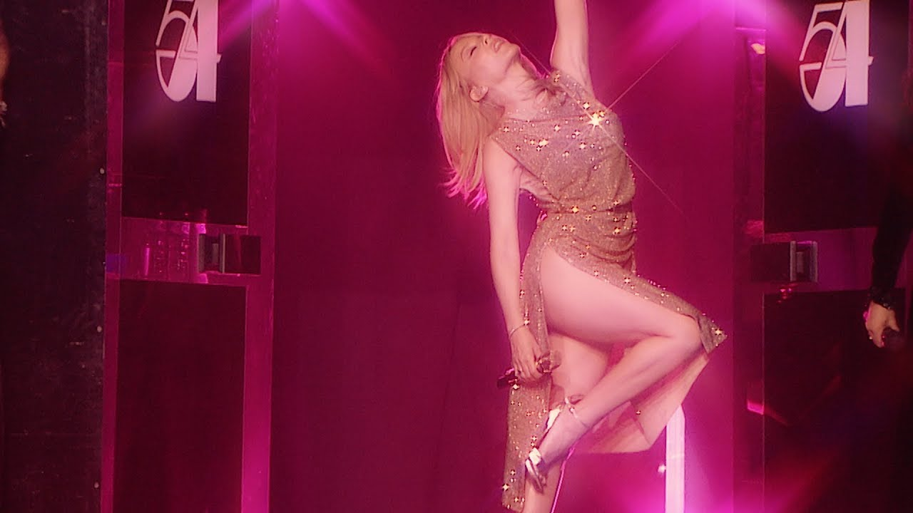Kylie Minogue – New York City