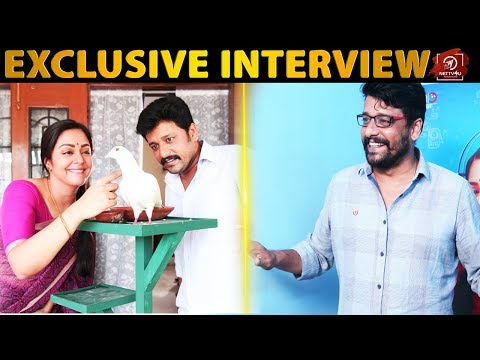 Dirty Pondati Special Dance - Vidharth Exclusive Interview | Kaatrin Mozhi