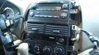 GTA Car Kits - Toyota Sienna 2004-2010 install of iPhone, Ipod, AUX and MP3 kit for factory stereo