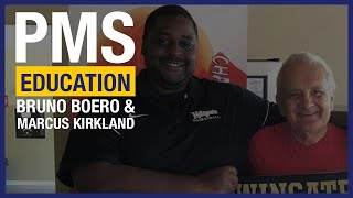 PMS Education – Lezione 5: Bruno Boero e Marcus Kirkland