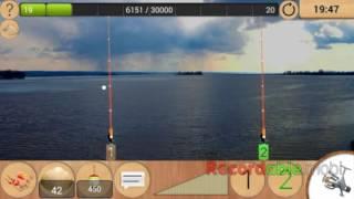 Реальная рыбалка открытие сундуков(И локация Волга