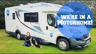 We're In A Motorhome! | The Carpenter's Daughter