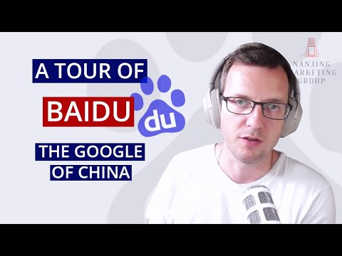 A Tour of Baidu - The Google Of China