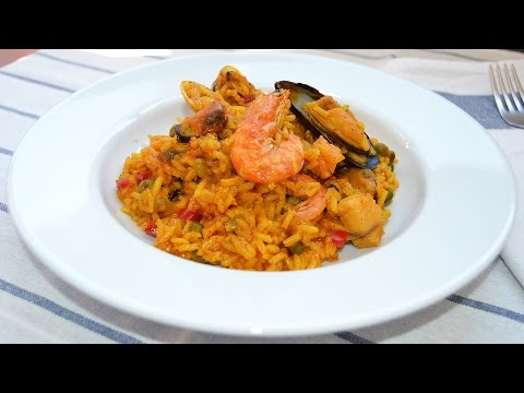 How to Make Seafood Rice – Easy Homemade Seafood Rice Recipe