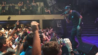 Fort Minor - Cigarettes/Until It Breaks/Where'd You Go @ Exchange LA (06/29/2015)