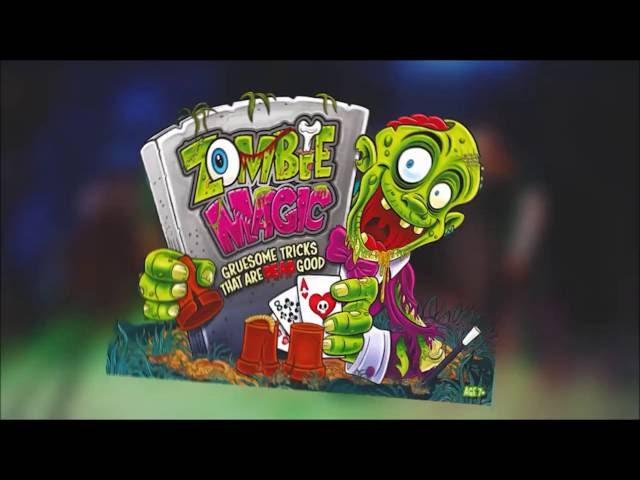 Zombie Magic - Scary Halloween voice!