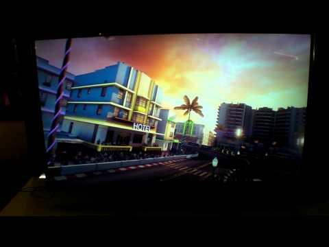 Toshiba Runs A Game Demo At 4K Resolution