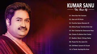 Kumar Sanu Hit Songs   Top 10 Songs Romantic Hits of Kumar Sanu   Evergreen Unforgettable Melodies