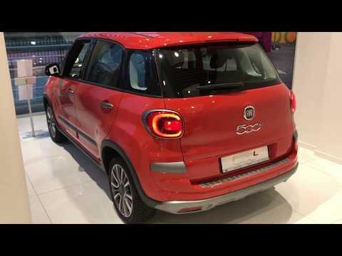 Fiat 500 L Cross Универсал класса B - рекламное видео 2