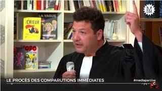 «En direct de Mediapart»: le procès des comparutions immédiates (4)