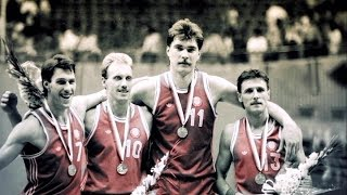 TOP 10 EX SOVIET UNION MEN BASKETBALL PLAYERS OF ALL TIME