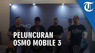 DJI Luncurkan Produk Terbaru Osmo Mobile 3