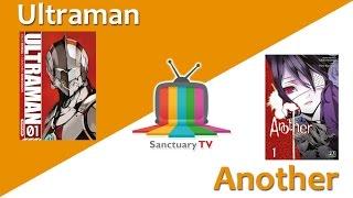 Manga Sanctuary - L'émission S01E08 - ULTRAMAN / ANOTHER