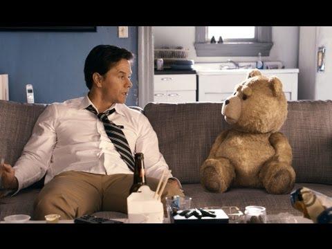 Ted triv: Seth MacFarlane rocks!