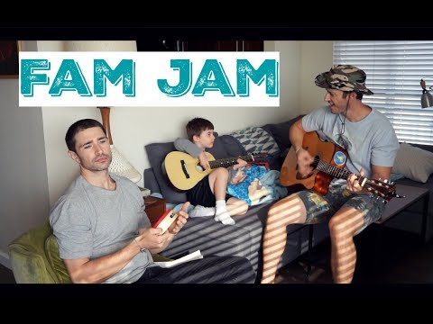 Family Jam Session | MATT AND BLUE