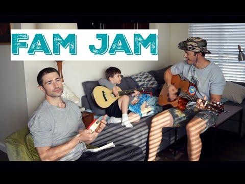 Family Jam Session | MATT AND BLUE