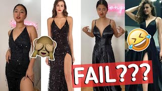 AFFORDABLE PROM DRESSES FROM LAZADA | Rei Germar
