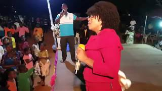 Piesie Esther Performs At MUSIFEST 2018 At Church Of Pentecost