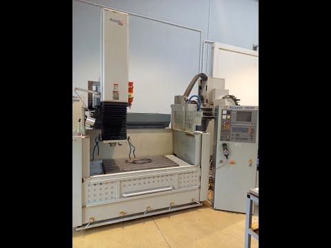 Sinker elektrische ontlading machine ACCUTEX AMNC 1060S 2013