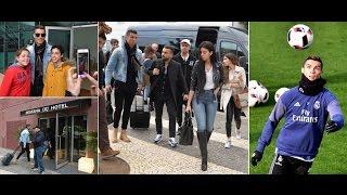 Cristiano Ronaldo Checks Into Signature CR7 Hotel As Real Madrid Hand Portuguese Superstar