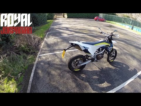Husqvarna 701 Supermoto final review