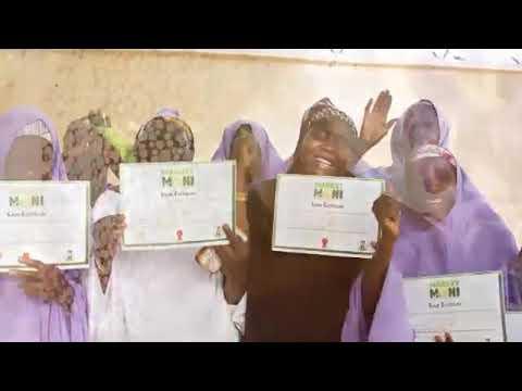 Zamfara: Rice Processing Women