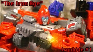 """Ironhide: A Transformers Story 