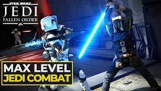 Max Level Jedi Combat