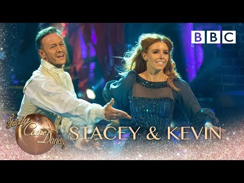 Stacey & Kevin American Smooth to 'I Dreamed A Dream' from Les Miserables – BBC Strictly 2018