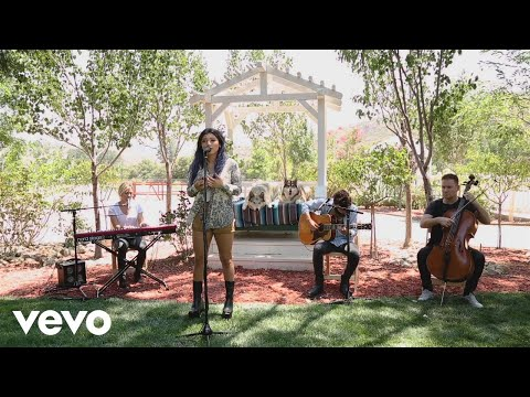 kirstin - All Night ((Acoustic) (Live From The Shadowland Foundation))