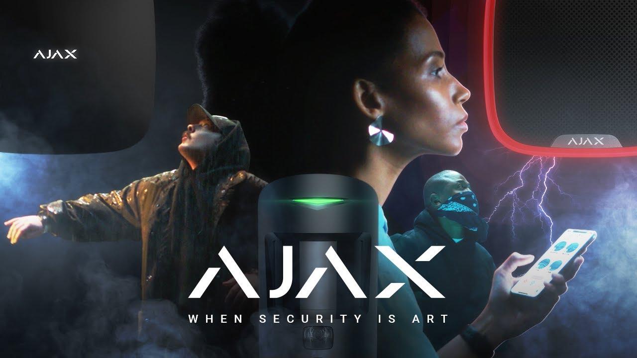 Ajax Smart Wireless Alarms - In Stock Now
