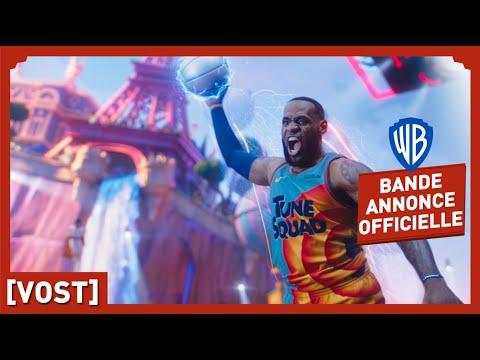 Bande-annonce Space Jam - Nouvelle ère Warner Bros. France