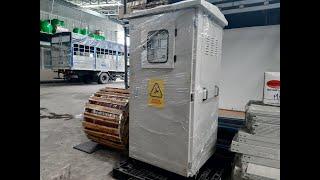 Tủ Điện Hạ thế Solar ACB 1000A 3P 380/220V Mitsubishi, LS + Cáp Cadivi Solar DC – 4mm2