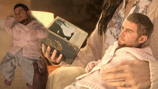 Resident Evil Village Chris as Baby