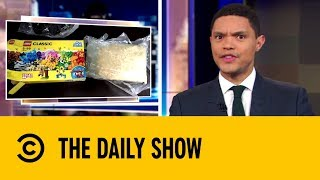 Lego Set Contained The Wrong Kind Of Brick | The Daily Show with Trevor Noah