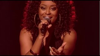 Relley C: This Girl Is 'BETTER Than Diana Ross' Says Sharon | Live Shows | The X Factor UK 2016