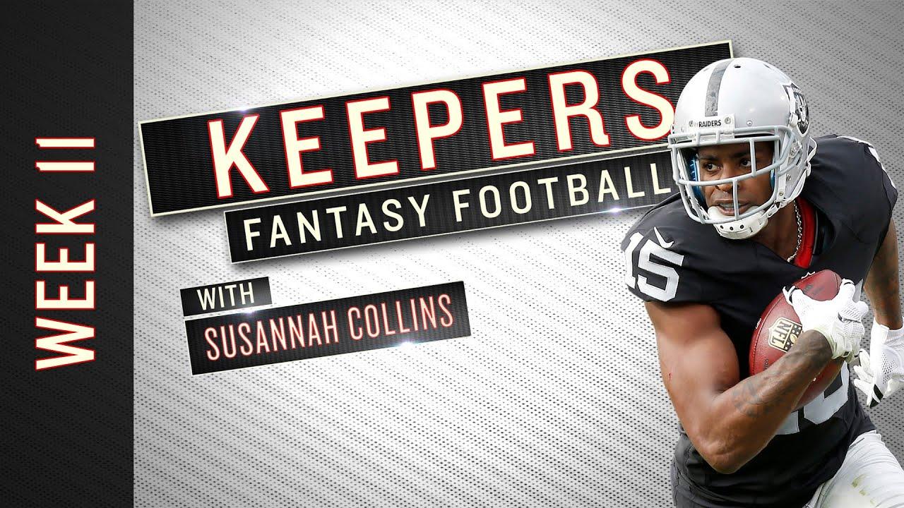 NFL Week 11 starts, sits and fantasy football advice thumbnail