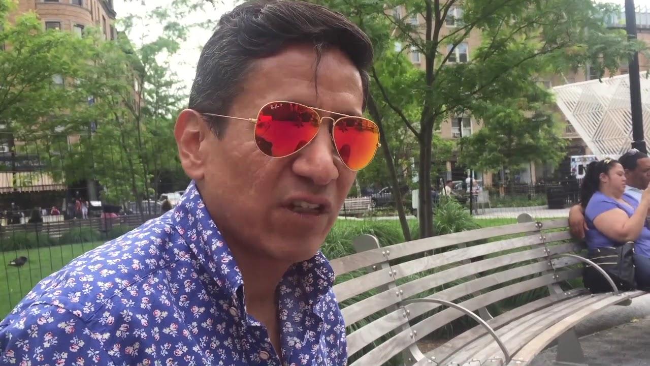 La perrita más famosa de Nueva York abrazó a HispanoPost