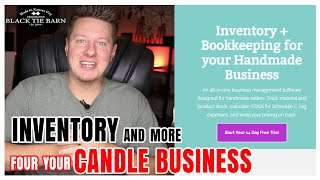 Best Inventory Software For Candle Making | Inventory, Products, Order Management [Overview/Demo]