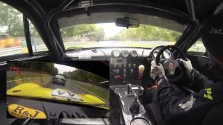 Jack Rawles Ginetta Junior round 20 Brands Hatch GP 2014