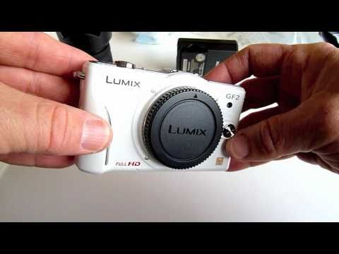 (HD) PANASONIC GF2 UNBOXING             MUST SEE