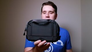 Think Tank Slim Changer Pouch - First Look For Travelers