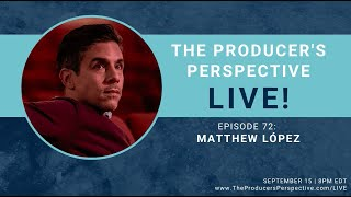"""Playwright Matthew Lopez Talks """"The Inheritance"""", Career Starts, and Advice for Aspiring Playwrights"""